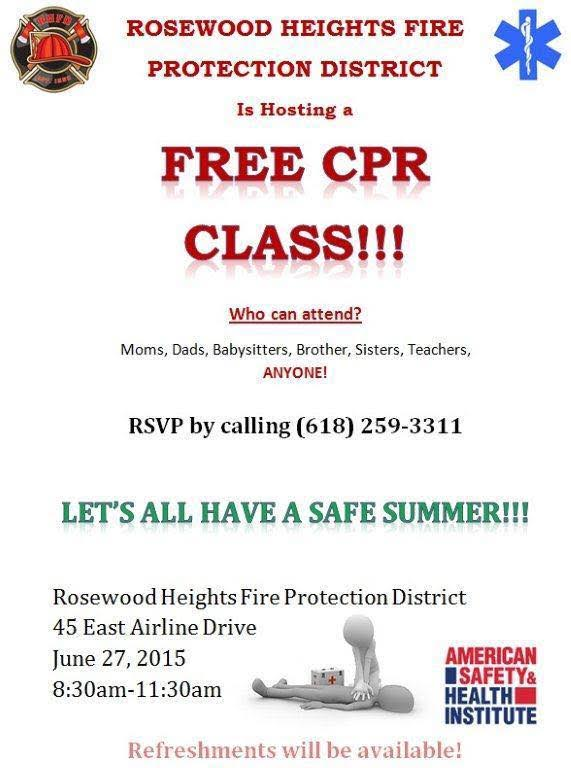 CPR Class 2015
